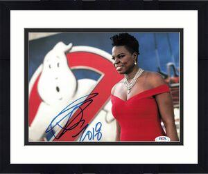 Leslie Jones signed 8x10 photo PSA/DNA Autographed Ghostbusters