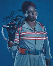Leslie Jones Signed Autographed 8x10 Photo Ghostbusters 2016 Patty Tolan