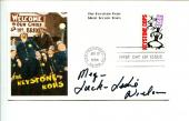 Leslie Nielsen Airplane! Naked Gun Signed Autograph FDC