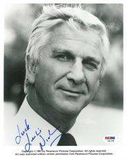 Leslie Nielsen Signed Authentic Autographed 8x10 Photo (PSA/DNA) #S81788