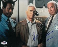 Leslie Nielsen Signed Naked Gun Autographed 8x10 Photo (PSA/DNA) #K03390