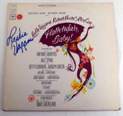 Leslie Uggams Signed Musical Soundtrack Album Hallelujah Baby w/ AUTO DF010018