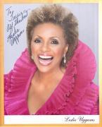 Leslie Uggams-signed photo-22 -- JSA COA