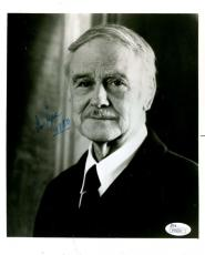 Lew Ayres Jsa Coa Hand Signed 8x10 Photo Authenticated Autograph