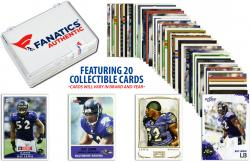Ray Lewis Baltimore Ravens Collectible Lot of 20 NFL Trading Cards - Mounted Memories