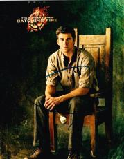 Liam Hemsworth Signed 8x10 Photo Autograph Gale Hunger Games Catching Fire Coa B