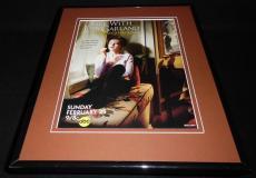 Life With Judy Garland 2001 ABC Framed 11x14 ORIGINAL Vintage Advertisement