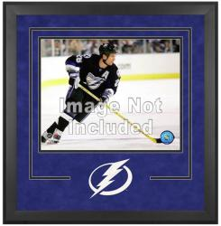 "Tampa Bay Lightning Deluxe 16"" x 20"" Horizontal Photograph Frame - Mounted Memories"