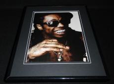 Lil Wayne 2009 Framed 11x14 Photo Display