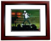 Lil Wayne Signed - Autographed Concert 11x14 inch Photo MAHOGANY CUSTOM FRAME - Guaranteed to pass PSA or JSA aka WEEZY