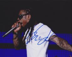 Lil Wayne Signed - Autographed Concert 8x10 inch Photo - Guaranteed to pass PSA or JSA
