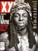 Lil Wayne Dwayne Carter (August 2014) XXL Signed NL Magazine Jsa