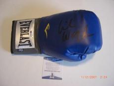 Lil Wayne Famous Rapper,musician Beckett/coa Signed Boxing Glove