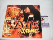 Lil Wayne Signed   Autographed 500 Degreez Album   LP - JSA Certified