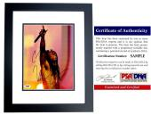 Lil Wayne Signed - Autographed Rap Concert 8x10 inch Photo BLACK CUSTOM FRAME - Weezy Dwayne Carter - PSA/DNA Certificate of Authenticity (COA)