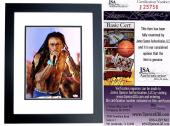 Lil Wayne Signed - Autographed Rapper - Concert 11x14 inch Photo - BLACK CUSTOM FRAME - JSA Certificate of Authenticity