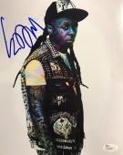 "Lil Wayne Weezy ""Dwayne Carter"" Signed 8x10 Photo Jsa Q62890"
