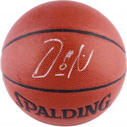 Damian Lillard Autographed Basketball