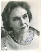 Lillian Gish Signed Jsa Certified 8x10 Photo Authenticated Autograph
