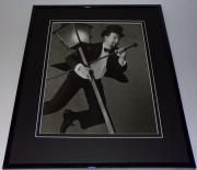 Lin Manuel Miranda 11x14 Framed Photo Display Mary Poppins Jack