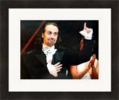 Lin Manuel Miranda autographed 8x10 photo (Hamilton Broadway Play) #SC11 Matted & Framed