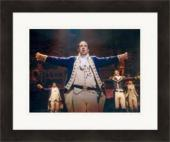 Lin Manuel Miranda autographed 8x10 photo (Hamilton Broadway Play) #SC13 Matted & Framed
