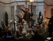 Lin-Manuel Miranda Mary Poppins Returns Signed 11x14 Photo BAS #F84583