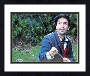 Lin-Manuel Miranda Mary Poppins Returns Signed 8x10 Photo BAS #F84476