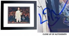 Lin-Manuel Miranda Signed - Autographed HAMILTON as Alexander Hamilton Broadway 11x14 inch Photo BLACK CUSTOM FRAME - Lin Manuel Miranda - Guaranteed to pass PSA or JSA