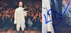 Lin-Manuel Miranda Signed - Autographed HAMILTON as Alexander Hamilton Broadway 11x14 inch Photo - Lin Manuel Miranda - Guaranteed to pass PSA or JSA