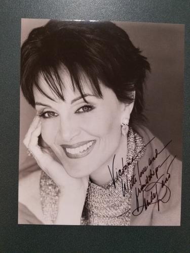 Linda Dano-signed photo - Pose 14 - COA