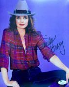 Linda Gray (Sue Ellen Ewing) Signed 8x10 Photo Jsa N35178