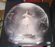 Lindsey Stirling Violinist Music SIGNED 2014 Shatter Me Album BASCOA Autographed
