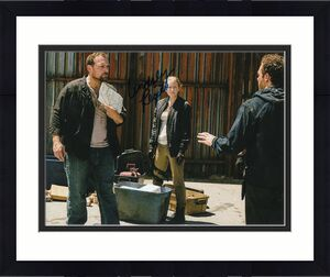 LINDSLEY REGISTER signed (THE WALKING DEAD) 8X10 photo *LAURA* TWD W/COA #2