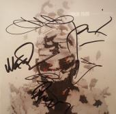 Linkin Park Chester Bennington Band Signed Living Things CD PSA/DNA AUTHENTIC