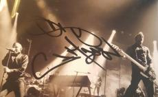 Linkin Park Chester Bennington Joe Hahn Signed Autographed PSA/DNA AUTHENTIC