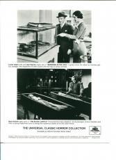 Lionel Atwill Gail Patrick Murders In The Zoo Boris Karloff Black Castle Photo