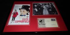 Lionel Barrymore Signed Framed 16x20 Photo Display David Copperfield