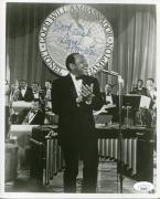 Lionel Hampton Jazz Legend Big Band Leader Rare Signed Autograph Photo