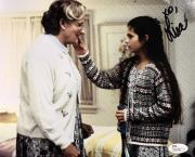 Lisa Jakub (Mrs Doubtfire) Signed 8x10 Photo Jsa R93493