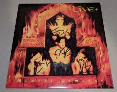 "LIVE signed autographed ""MENTAL JEWELRY"" LP RECORD BECKETT LOA ED KOWALCZYK"