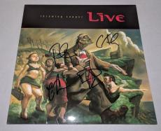 "LIVE signed autographed ""THROWING COPPER"" LP RECORD BECKETT LOA ED KOWALCZYK"
