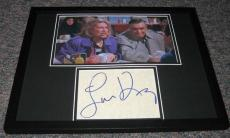 Liz Sheridan Signed Framed 11x14 Photo Display JSA Seinfeld Mom