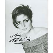 Liza Minnelli Autographed / Signed 8x10 Photo