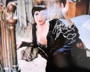 Liza Minnelli Signed RARE 16x20 Autographed Photo JSA