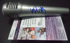 Ll Cool J Music Legend Signed Autographed Microphone W/coa Authentic Rare A