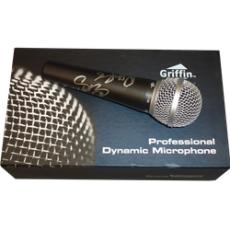 LMFAO (Redfoo and SkyBlu) Autographed Griffin I-58 Professional Dynamic Microphone - JSA
