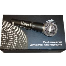 LMFAO (Redfoo) Autographed Griffin I-58 Professional Dynamic Microphone - JSA