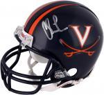 Chris Long Virginia Cavaliers Autographed Riddell Mini Helmet