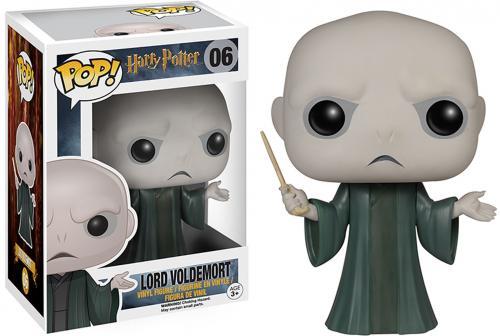 Lord Voldemort Harry Potter #06 Funko Pop!
